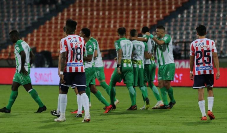 Copa aguila copa colombia Millonarios nacional juniro santa fe: Nacional, único ganador en los juegos de ida de los cuartos de Copa Águila