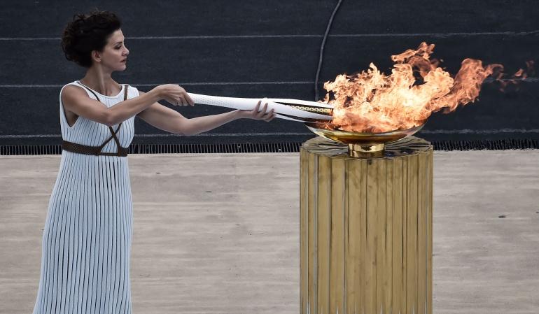 Llama olímpica de Tokio se encenderá en marzo del 2020