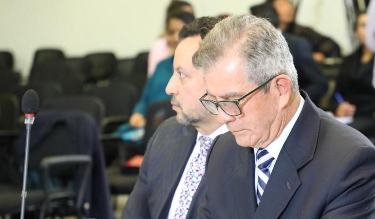 Militares ante la JEP: Aplazan audiencia de sometimiento del General (r) Montoya a la JEP