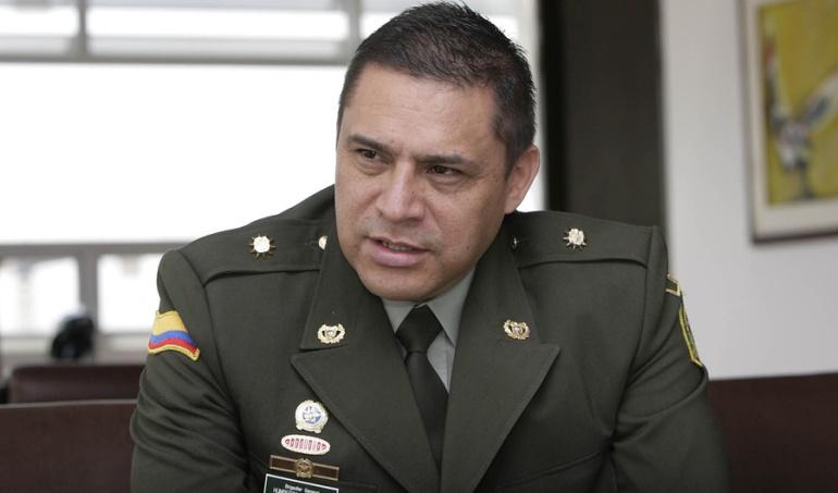 Ex general Humberto Guatibonza Carreño