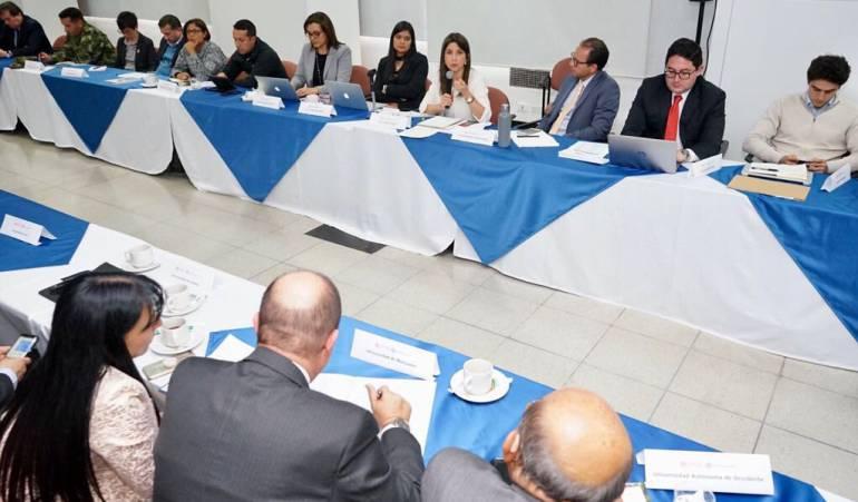Universidades: MinEducación pide a rectores aportes para Plan Nacional de Desarrollo