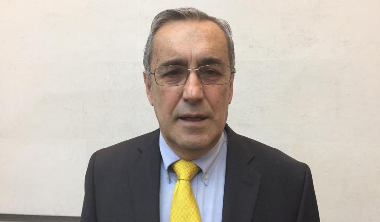 Jaime Arias, ex presidente del gremio de las EPS