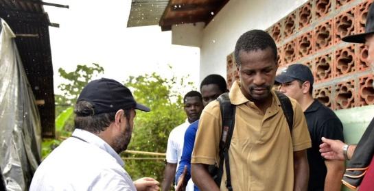 Liberación secuestrados ELN: Libres seis secuestrados por el ELN en el Chocó