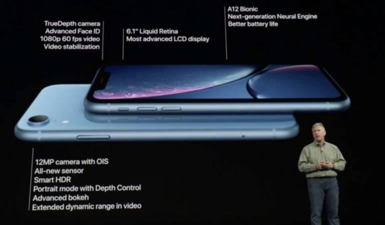 iPhone XR, el lanzamiento asequible y colorido de Apple