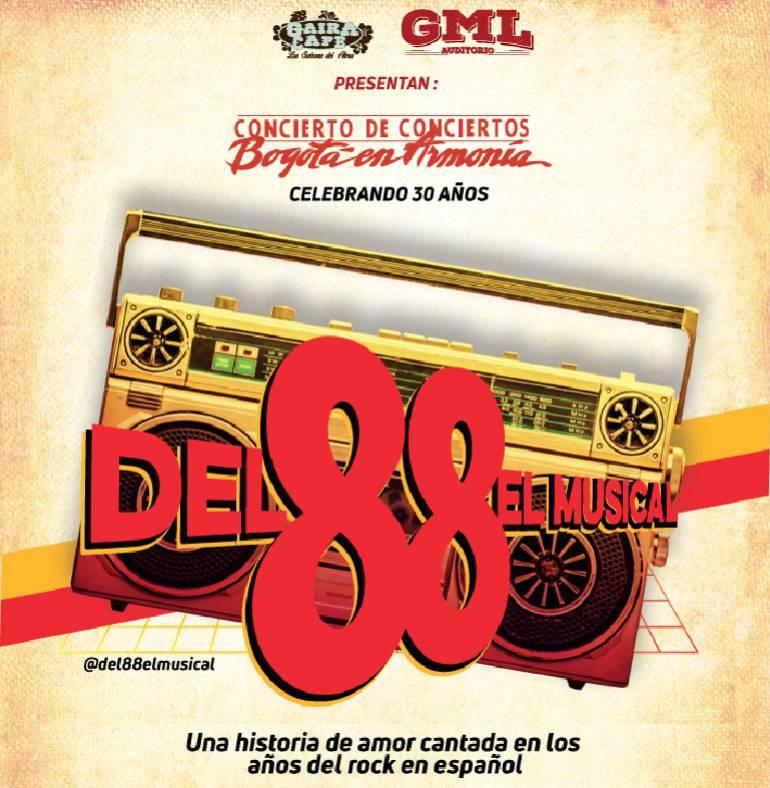 El Concierto de Conciertos Bogotá en Armonía, 30 años después