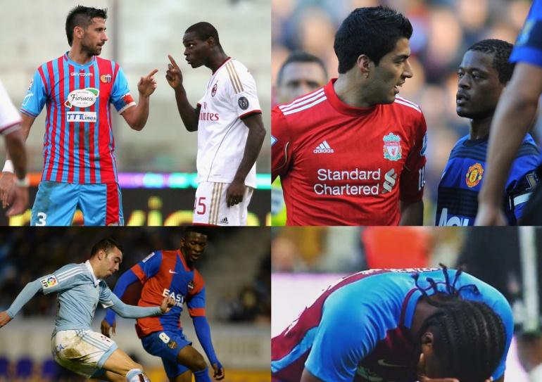 racismo en el fútbol: Cinco casos de racismo en el mundo del fútbol