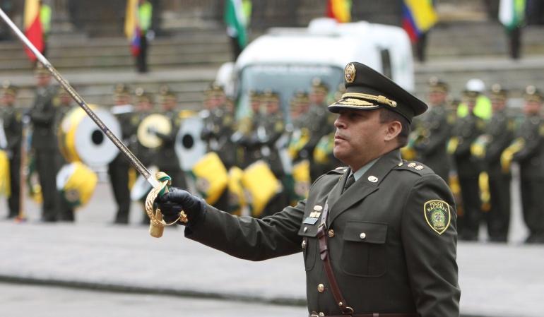 Escándalo Guatibonza por Chuzadas: General Guatibonza no aceptó cargos