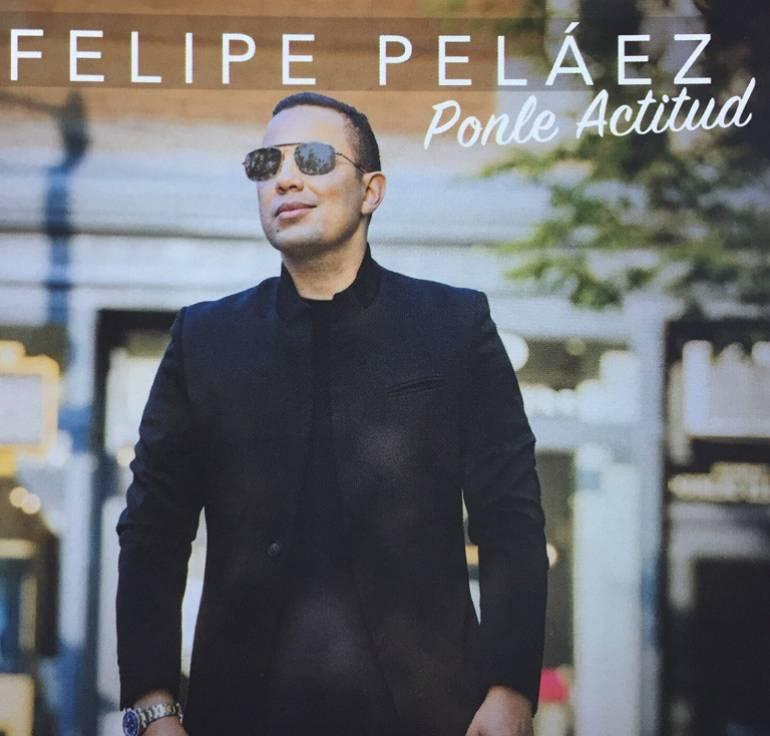 """Ponle Actitud, lo nuevo de Felipe """"Pipe"""" Peláez"""