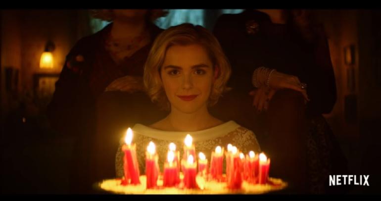 Estrenos de Netflix: 'Sabrina, la bruja adolescente' vuelve a las pantallas
