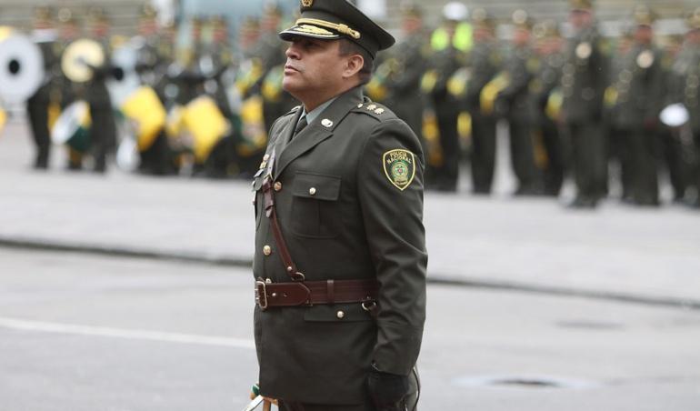 Ex general Humberto Guatibonza