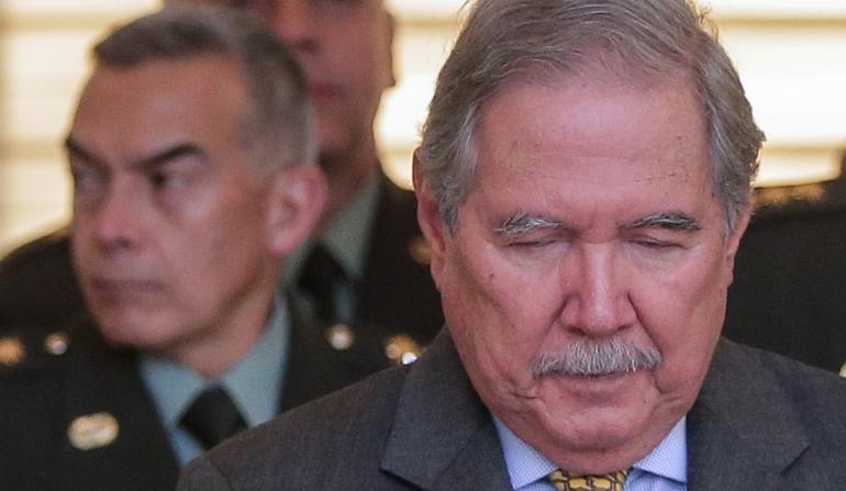 reacciones a señalamientos de Guillermo Botero sobre protesta social: Defensor rechaza declaraciones de MinDefensa sobre protesta social