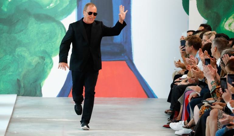 ¿El diseñador Michael Kors diseñó o copió su más reciente colección?