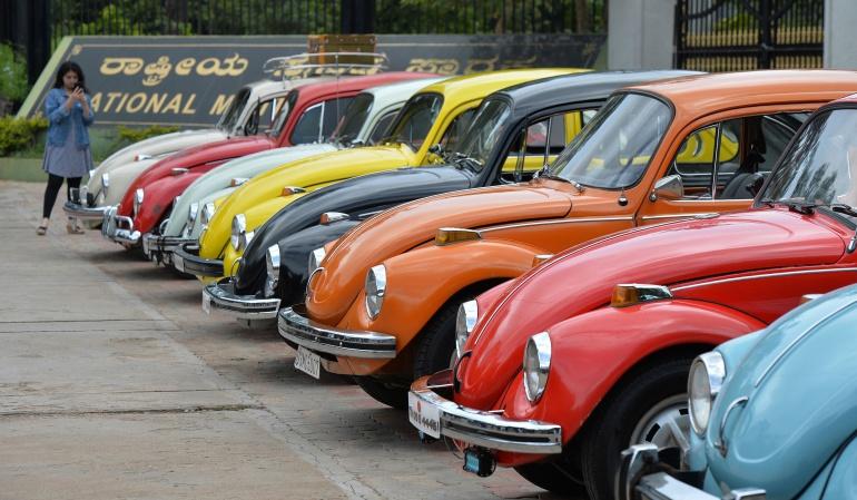 """Volkswagen dejará de fabricar en 2019 su mítico """"Escarabajo"""""""