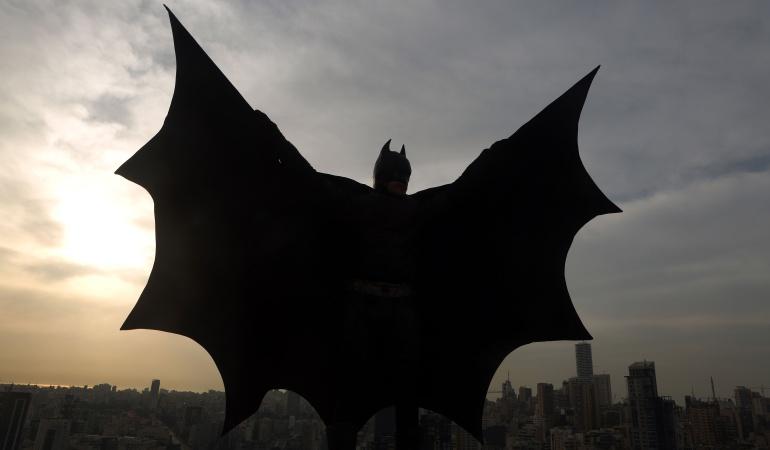 La Biblioteca Virgilio Barco celebra el día oficial de Batman