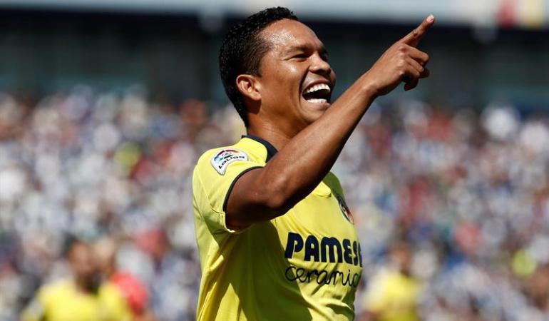 Gol Bacca Villarreal Leganés: Bacca marcó y le entregó al Villarreal la primera victoria de la temporada