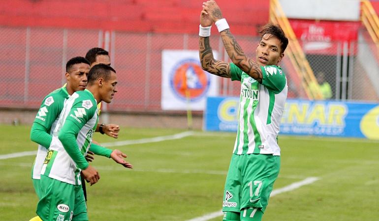 Atlético Nacional Envigado Liga Águila: Nacional busca su tercera victoria al hilo para mantenerse entre los ocho