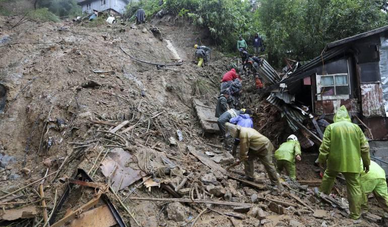 El tifón Mangkhut dejó Filipinas y ahora tiene en máxima alerta a Hong Kong