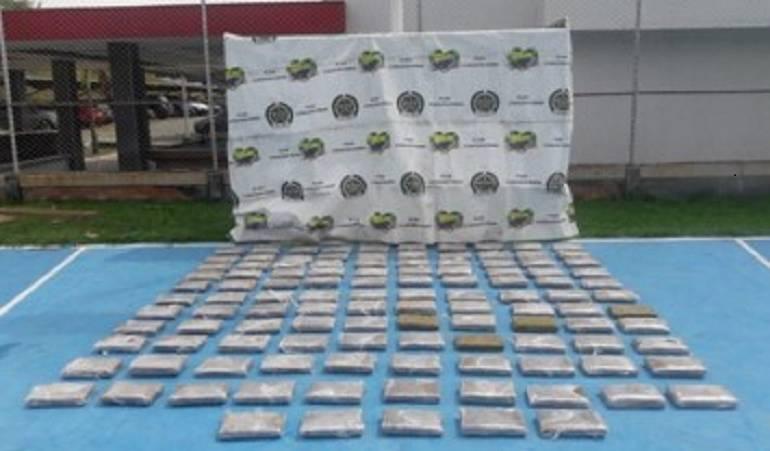 Cae otro cargamento de marihuana con destino a Ecuador