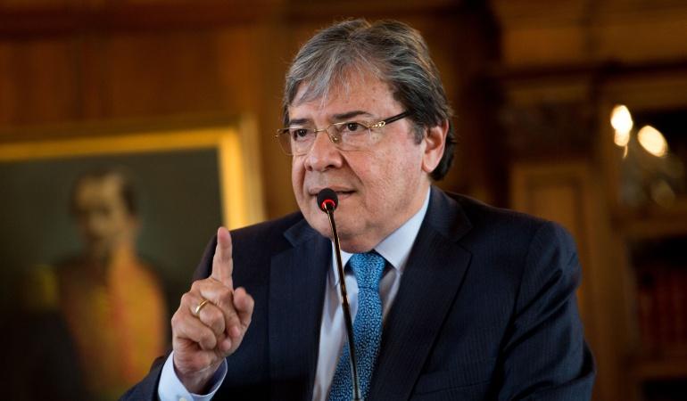 Cancillería confirmó incursión venezolana a territorio colombiano y Venezuela lo rechaza