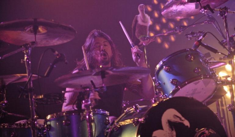 .Dave Grohl recuerda Nirvana de la mejor manera.