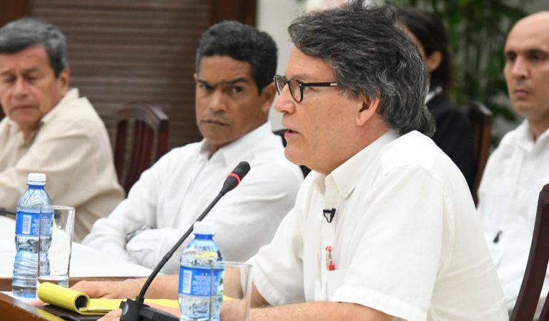 Gobierno deja la silla vacía en las negociaciones con el Eln