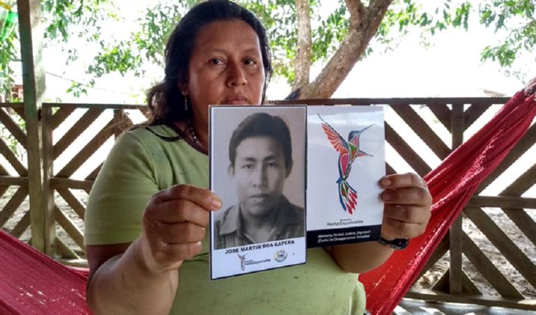 masacres: El plan de Charras para encontrar a sus desaparecidos