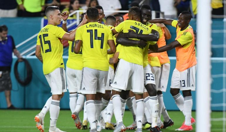 Francia y Bélgica lideran el escalafón FIFA, Colombia sigue igual