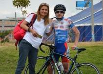 Falleció promesa del ciclismo bogotano al ser arrollado por una tractomula