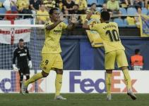 Golazo de Carlos Bacca en el debut del Villarreal en la Europa League