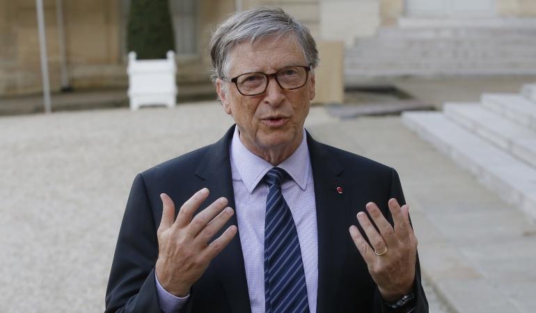 Lucha contra pobreza África: Bill Gates reclama mayor lucha internacional contra la pobreza en África