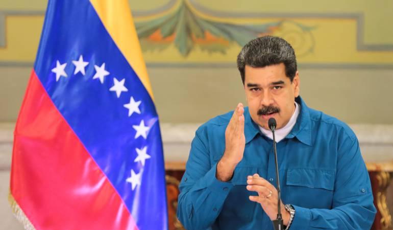 México rechaza estar ligado con ataque a Maduro