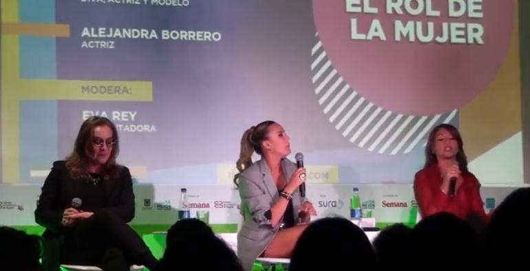 El candente debate entre Alejandra Borrero y Amparo Grisales