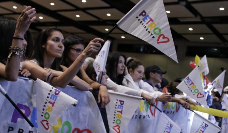 Personería política para el partido de Petro: Insisten al CNE que reconozca personería jurídica a Colombia Humana