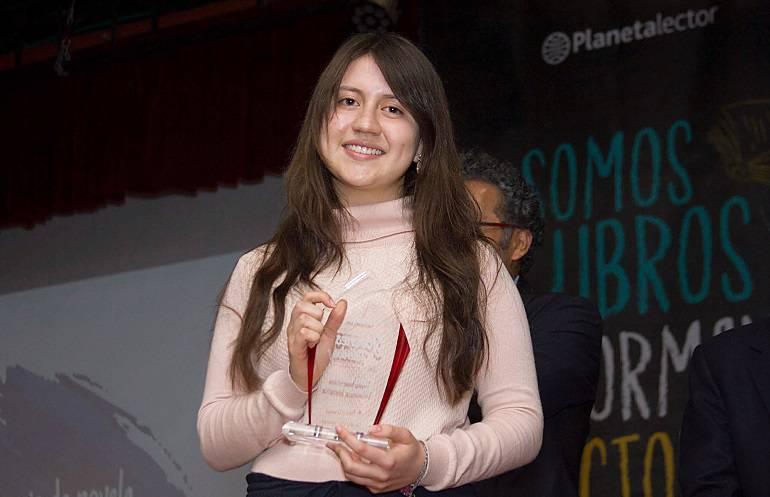 Valentina Villamizar gana el Premio de Novela Jóvenes Talentos 2018