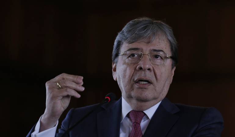 Colombia desmiente propuesta para derrocar a Maduro