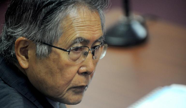 Ley Fujimori.: Congreso peruano aprueba una ley que evitaría que Fujimori vuelva a prisión