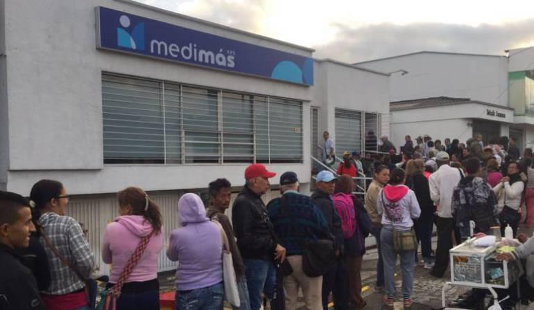 Medimás: Gobierno garantizará prestación de salud a afiliados de Medimás