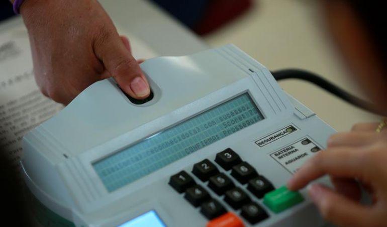 Maquina de votaciones