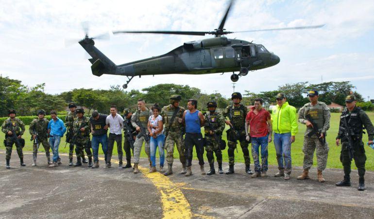 Cae en Arauca segundo cabecilla de las disidencias de las Farc