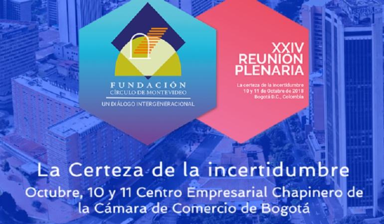 La certeza de la incertidumbre, plenaria del Círculo de Montevideo