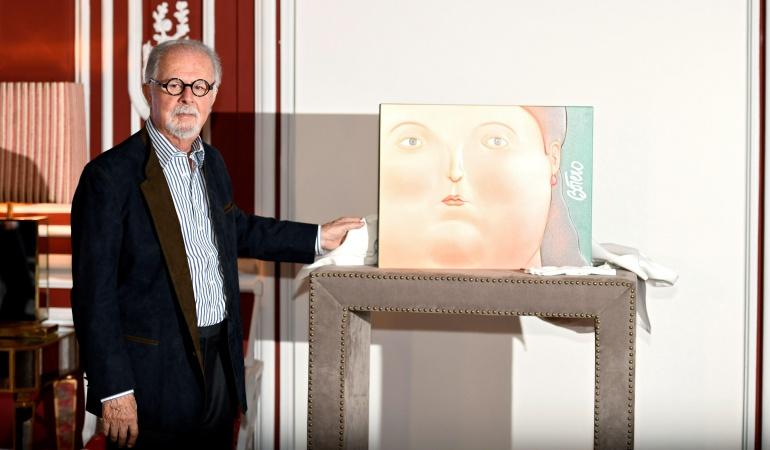 """Las gordas de Botero: Fernando Botero: """"Soy el pintor del volumen, no de las mujeres gordas"""""""