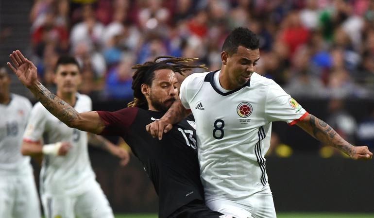 Así le ha ido a Colombia enfrentando a Estados Unidos — Historial