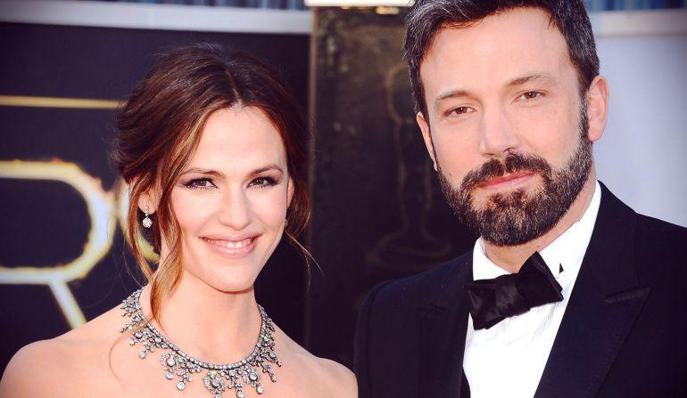 Jennifer Garner y Ben Affleck hacen oficial su divorcio