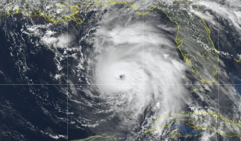Estados Unidos: Trump declara estado de emergencia en Florida ante amenaza huracán Michael