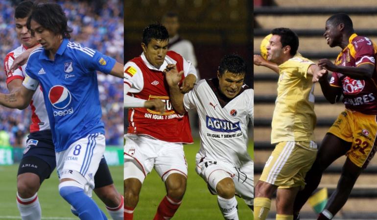 Remontadas en el fútbol colombiano.: ¡Recordadas remontadas en el fútbol colombiano!