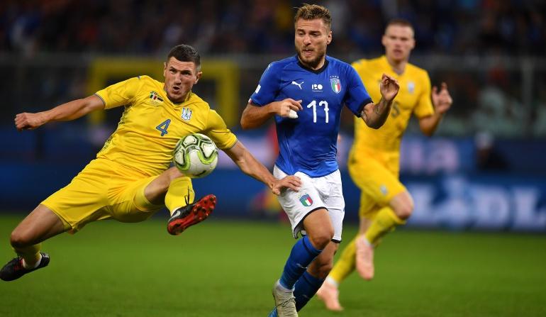 italia amistoso ucrania: Italia sigue sin ganar: Ucrania sacó un valioso resultado en Génova