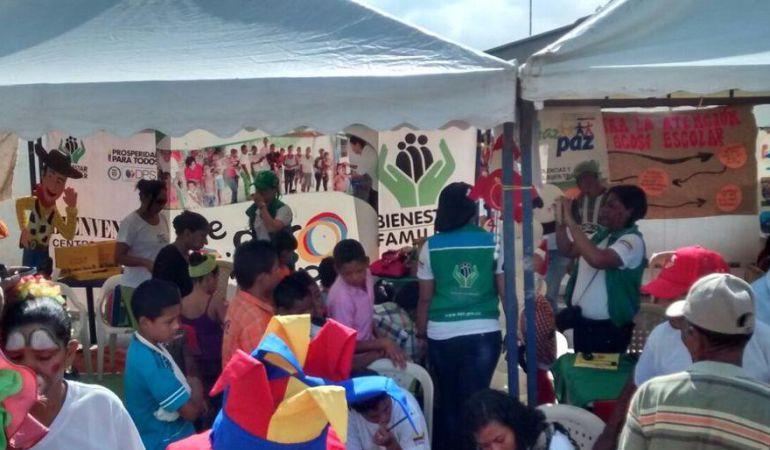 Ferias de servicios en la Guajira.: Ferias de Servicios llegará el viernes a La Guajira
