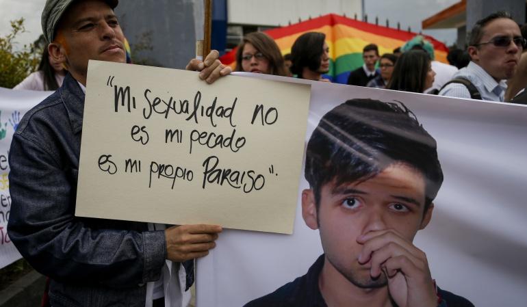 Caso Sergio Urrego: Se vencieron términos en caso Sergio Urrego