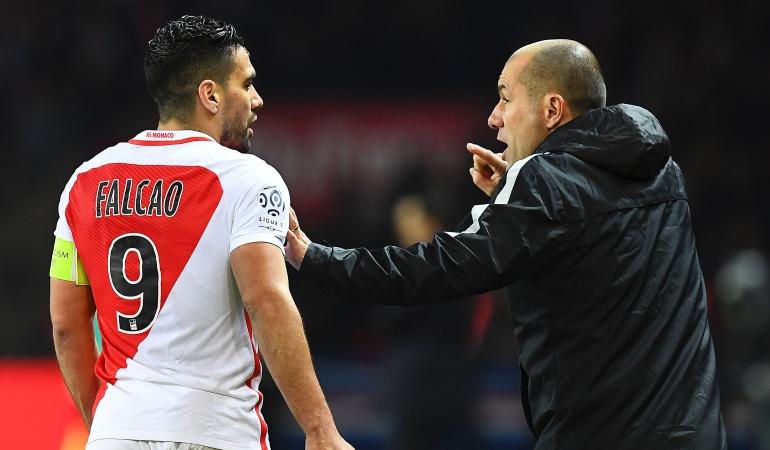 Falcao sin técnico, Jardim despedido del Mónaco: Falcao se queda sin técnico: Jardim no va más con el Mónaco