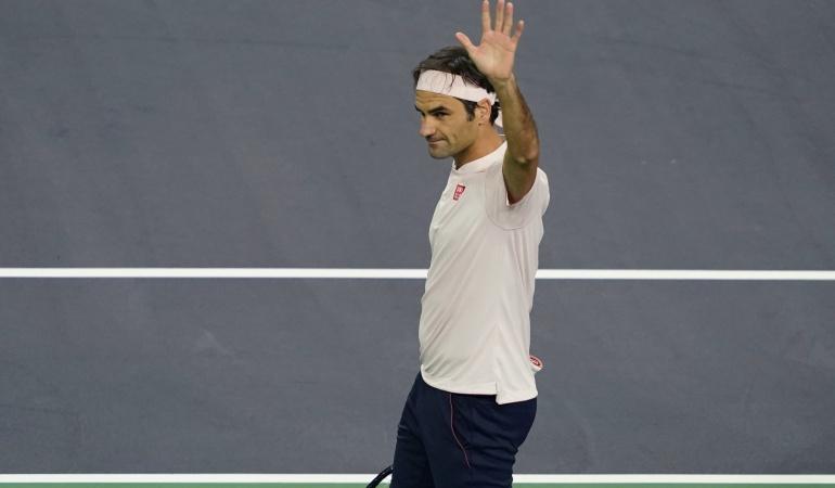 Federer cuartos de final Shangái: Sigue avanzando: Federer ya está en cuartos de final del Masters de Shangái